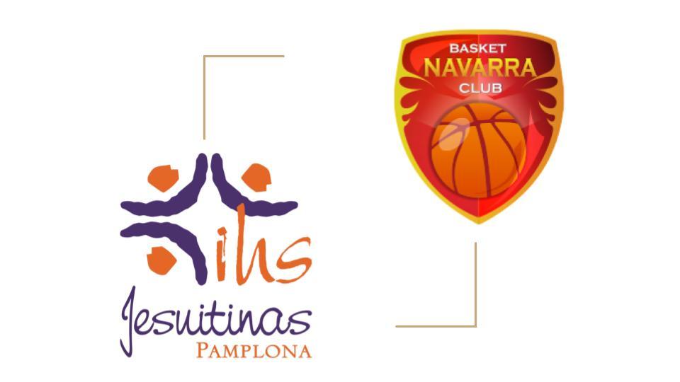 Jesuitinas, nuevo club convenido de Basket Navarra Club
