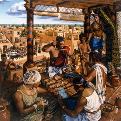 Selección de vídeos sobre «Primeras civilizaciones»