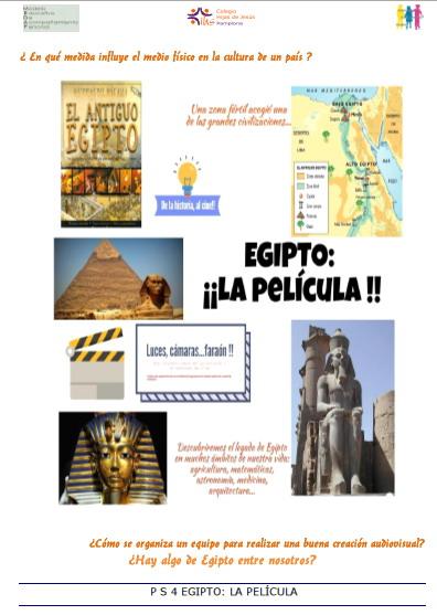 Egipto, un proyecto con mucho por ver y leer