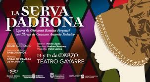 Serva Padrona: nos vamos a la ópera